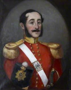 Captain Frederick Boehmer (1815–1863)