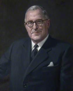 Sir Derick Heathcoat Amory (1899–1981), 4th Bt, Viscount Amory of Tiverton, KG, PC