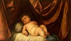The Sleeping Christ Child