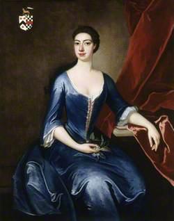 Elizabeth Davie (née Acland)