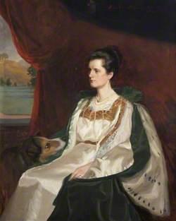 Gertrude Walrond (1853–1920), Lady Acland