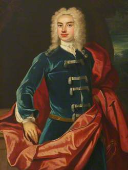 Sir Hugh Acland (1697–1728), 6th Bt