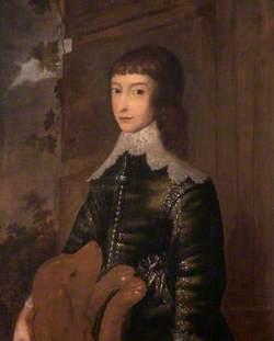 Sir Francis Acland (c.1615–c.1643), 2nd Bt