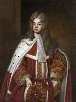 Charles Bodville Robartes (1660–1723), MP, 2nd Earl of Radnor