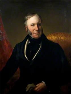 Major John Lewis (d.1855)