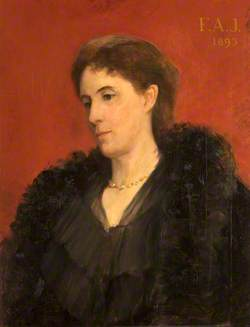Flora Alice Stewart (d.1948), Lady Jenner