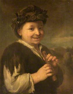 Shepherd Boy with a Flute
