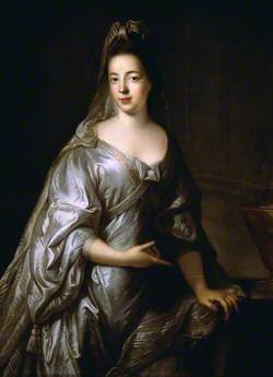 Lady Lucy Herbert (1668–1744), Later Prioress of the English Austin Canonesses at Bruges, as a Vestal Virgin