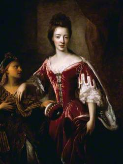Lady Mary Herbert (1659–1744/1745), Viscountess Montagu