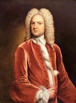 Richard Clive of Styche (d.1771)