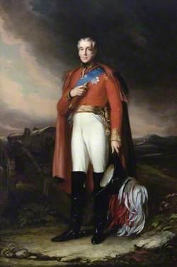 Arthur Wellesley (1769–1852), 1st Duke of Wellington, KG