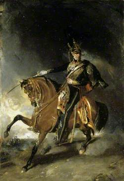 Field Marshal Sir Henry William Paget (1768–1854), 2nd Earl of Uxbridge and 1st Marquess of Anglesey, KG, on a Charger