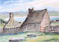 A Ruin: Ty Isaf, Myndd Greig