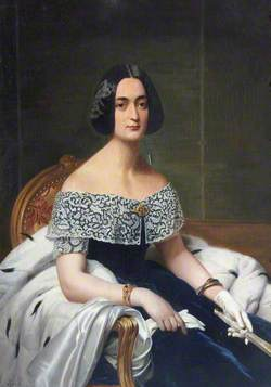 Josephine Catherine Denise Carré (d.1907), Lady Reeve De la Pole
