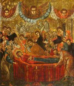 The Dormition of the Blessed Virgin Mary