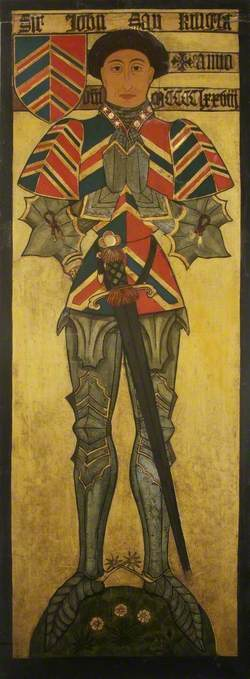 Sir John Say (d.1478)