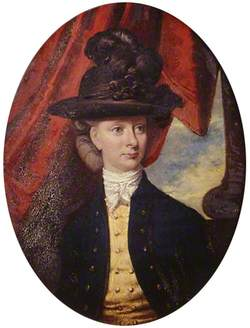 The Honourable Anne Robinson (1742–after 1812)
