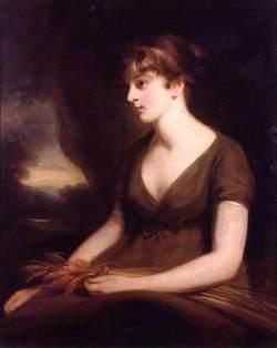 Frances Talbot (1782–1857), Lady Morley, as 'Lavinia'