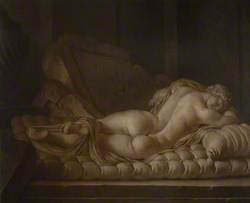 The Sleeping (Borghese) Hermaphrodite
