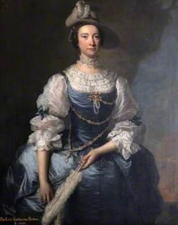 Frances Hort (d.1764), Mrs John Parker