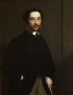 Sir Henry Ainslie Hoare (1824–1894), 5th Bt