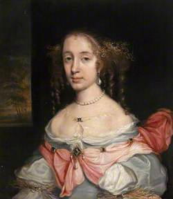 Mary Spencer (d.1704), Lady Arundell of Wardour