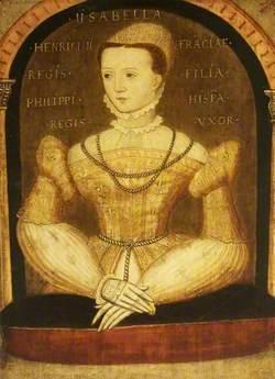 Elisabeth de Valois (1545–1568), Queen Isabella of Spain