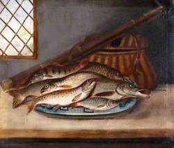 Fish, Rods and a Basket