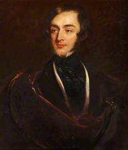 Ernest Augustus Charles Brudenell-Bruce (1811–1886), 3rd Marquess of Ailesbury & 9th Earl of Cardigan