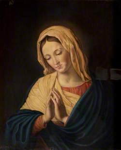Virgin in Glory