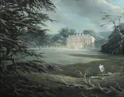 View of Lindridge, Devon