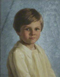 Michael Pickersgill Benthall (1919–1974), as a Young Boy