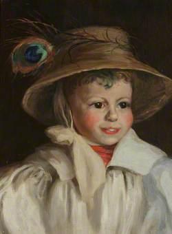 Sir Arthur Paul Benthall (1902–1992), as a Small Boy