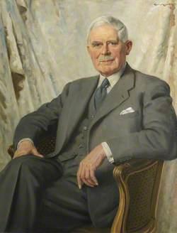 Sir Robert Hugh Cawley (1877–1954), 2nd Baron Cawley