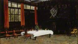 Dining Hall at Speke Hall