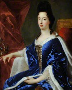 Queen Mary of Modena, Princess Maria Beatrice d'Este (1658–1718)