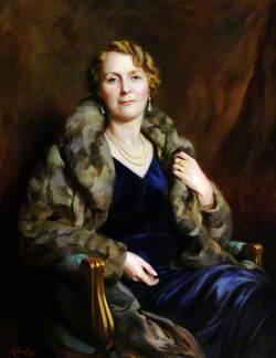 Mary Christina Hornyold-Strickland (1896–1970), CBE
