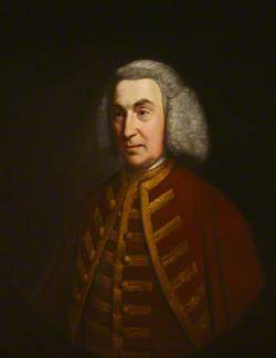 Galbraith Lowry-Corry (1706–1769), MP