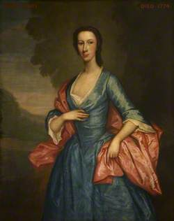 Mary Corry (1710–1774), Mrs Margetson Armar