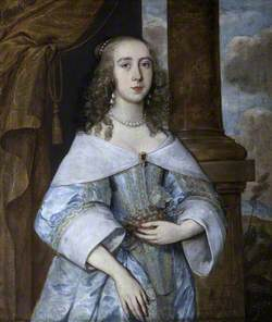 Margaret Spencer (d.1704), Mrs Robert Lucy, Later Lady Arundell of Wardour