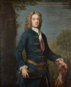 Clement Throckmorton IV of Haseley (1682–before 1716/1717)