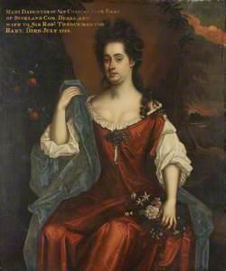 Mary Yate (d.1722), Lady Throckmorton