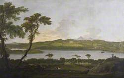 Castle Ward from Portaferry
