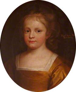 The Honourable Anne Mordaunt (b.1666), Later the Honourable Mrs James Hamilton of Tollymore