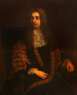 Robert Jocelyn (1688?–1756), Baron Newport and 1st Viscount Jocelyn, as Lord High Chancellor of Ireland