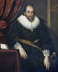 James Hamilton (1559/1560 or 1568–1643), 1st Viscount Clandeboye, Aged 60