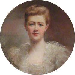 Frances Evelyn Wolryche-Whitmore (1872–1948), Mrs George Blacklock