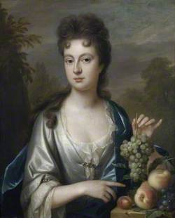 Florence Bourchier Wrey (d.1718), Mrs Cole