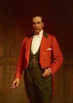 Lowry Egerton Cole (1845–1924), 4th Earl of Enniskillen, KP