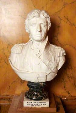 Horatio Nelson (1758–1805), 1st Viscount Nelson
